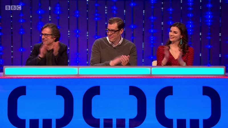 Insert Name Here 3x08 - Aisling Bea, Tom Davis, Robert Peston, Kate Williams