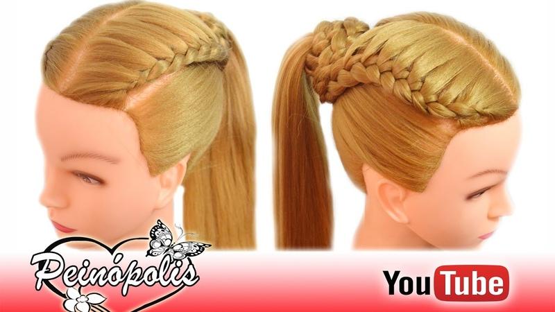 Peinados para Niña / Escuela (FÁCILES Y BONITOS) - Peinopolis