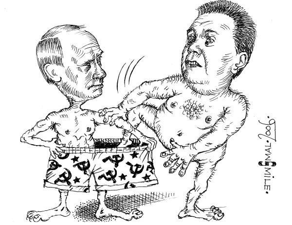 Украинским олигархам интереснее Таможенный союз, чем принципы ЕС, - эксперт - Цензор.НЕТ 7258