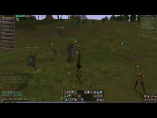 Lineage 2 Classic - Fight for spot - Rus commentary