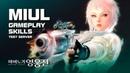 Mabinogi Heroes (Vindictus) - Miul Gameplay - Skills Showcase - Test Server - F2P - PC - KR