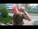 Белорусский дед качает рэп