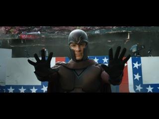 Люди Икс: Дни Минувшего Будущего/ X-Men: Days of Future Past (2014) Дублированный трейлер №2