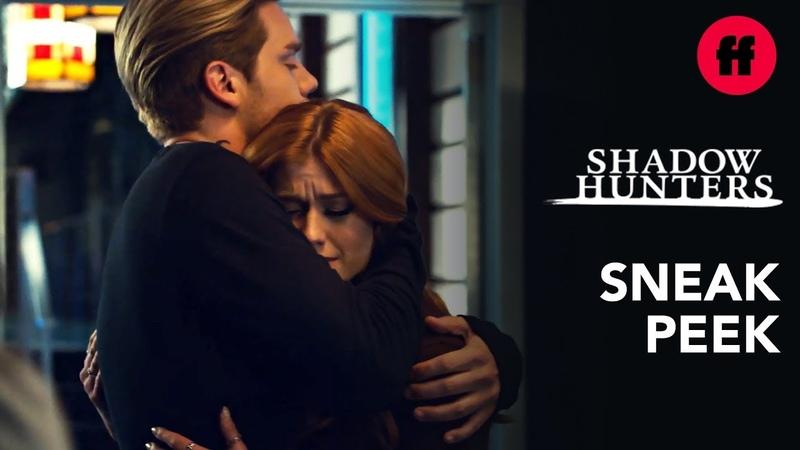 Shadowhunters Season 3 Episode 18 Sneak Peek Izzy Finds a Cure Freeform