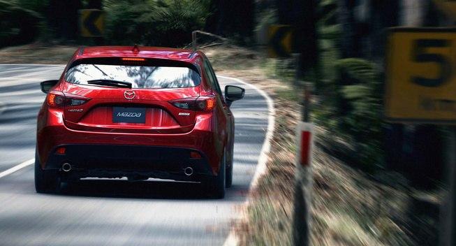 Дизельная Mazda3 2014