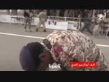 شاهد لحظة استهداف الحوثيين لقاعدة العند الجوية جنوب اليمن - نايف_أبوالزعيم_الحدي