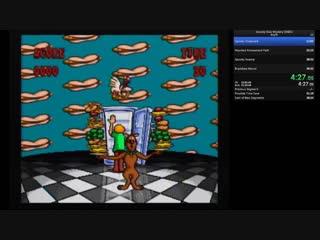 Scooby-Doo Mystery. SEGA. [WR] Мировой рекорд 38-10.95