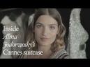 Dans la valise d'Alma Jodorowsky au Festival de Cannes VOGUE PARIS