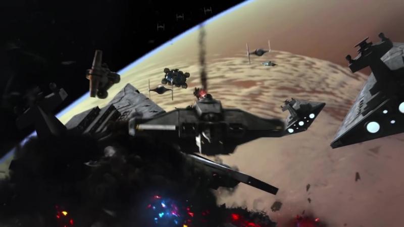 Звездные войны Повстанцы (4 сезон) — Русский трейлер 3 (2018)