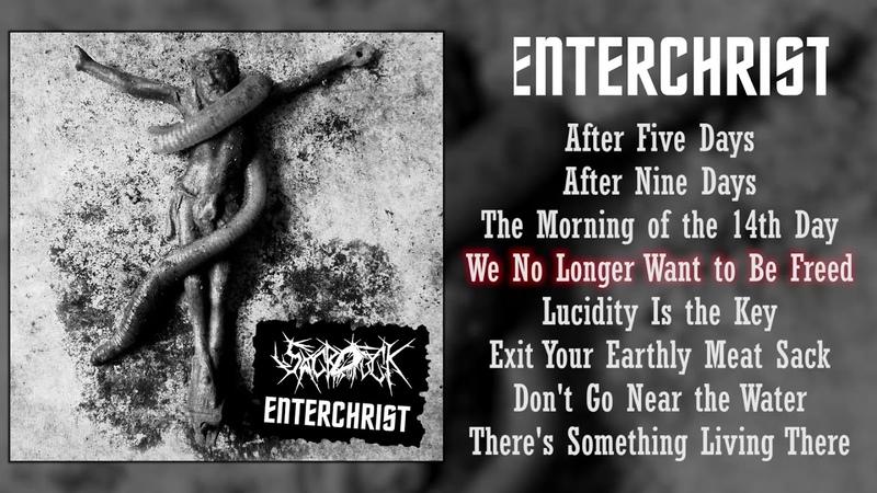 Enterchrist - split CD with Sacrofuck (2018 - Grindcore)