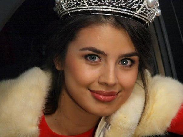 Elmira Miss Russia Universe 2013