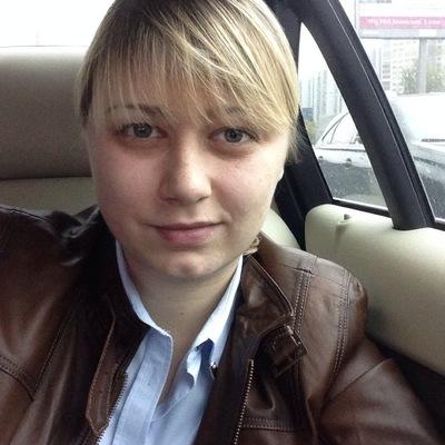 Кристина Сухотина, 3 октября 1991, Москва, id7675589