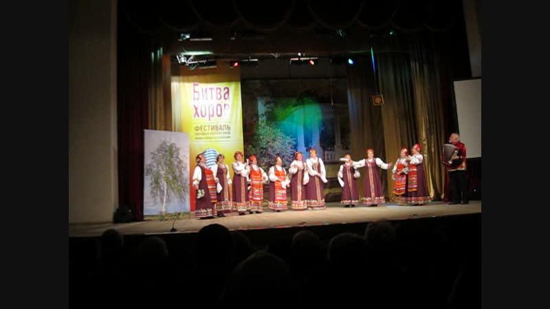 Хор Подмосковье на Фестивале хоровых коллективов Битва хоров