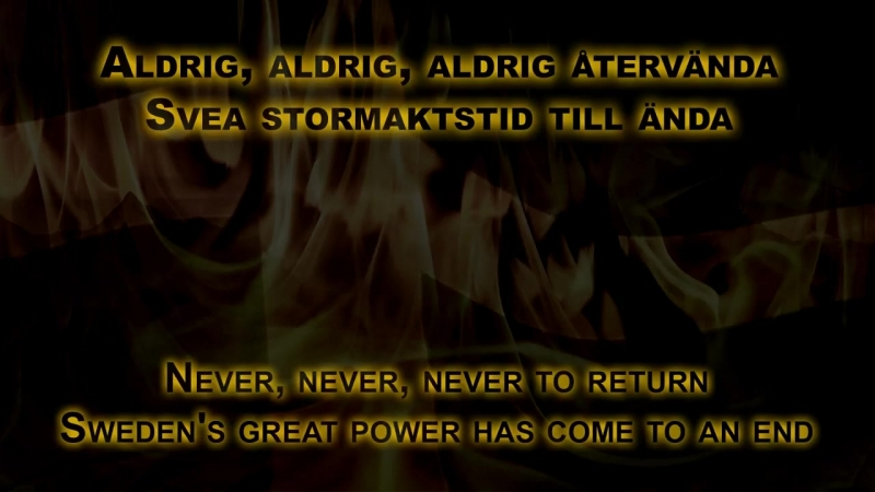 Sabaton - Ruina Imperii (Lyrics Svenska English)