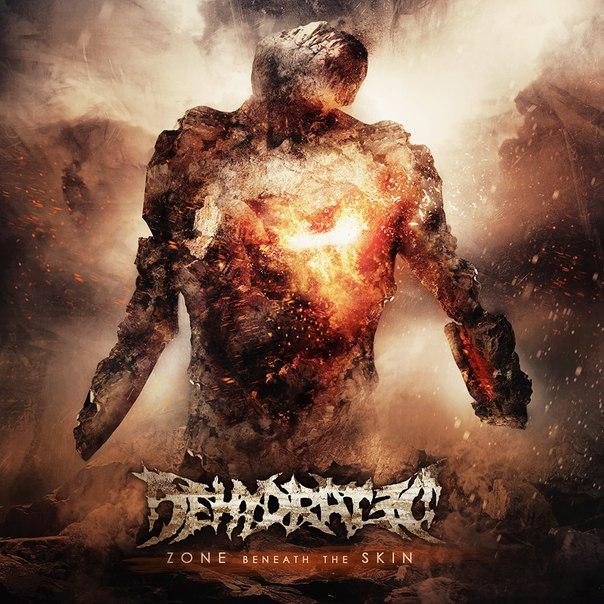 Доступен для скачивания дебютный альбом DEHYDRATED - Zone Beneath The Skin (2012)