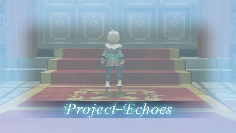 『Project Echoes プロジェクト・エコーズ 』第一弾プロモーションムービー