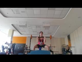 Just do it with Darya Kuteynikova