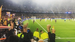 """Darren McMullen on Instagram: """"One off the bucket list, Champions League game at Camp Nou. Thank you so much to the @editionbarcelona for looking a..."""