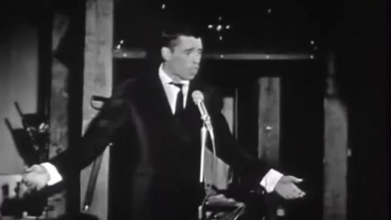 Concierto en Bergen - Jacques Brel (1964).