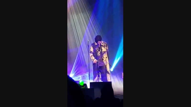 [2019.02.23] Kim Hyun Joong NEW WAY Concert at Busan KBS Hall 💚 cr ziqi_tt