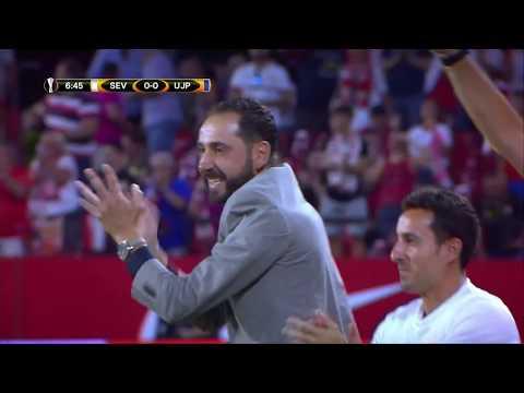 4-0: Goleada en el debut para dejar encarrilado el pase ante el Újpest
