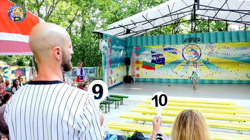 Хореографічний колектив Золотий ключик - Молдавський танець