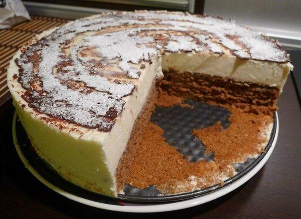 быстрый торт молоке рецепт фото