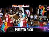 Puerto Rico - Tournament Highlights - 2014 FIBA Basketball World Cup