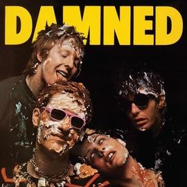 The Damned альбом Damned Damned Damned (2017 Remastered)