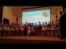Торжественная клятва выпускников лицея №15 города Люберцы, 25-05-2018