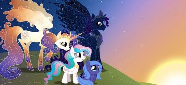 Милые пони чудо