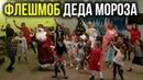 Новогодний флешмоб танец Деда Мороза