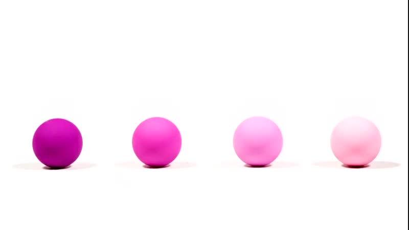 Уникальные вагинальные шарики Geisha Balls 2 - FT London