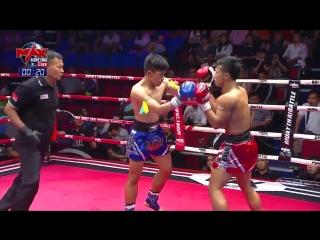 Безжалостная тайская молод жь и терпелив...uay Thai. (720p).mp4