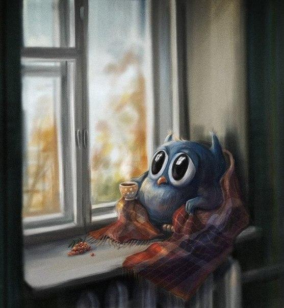 за окном осень... Автор Анна Вороная