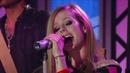 Avril Lavigne on Jimmy Kimmel Live HDTV