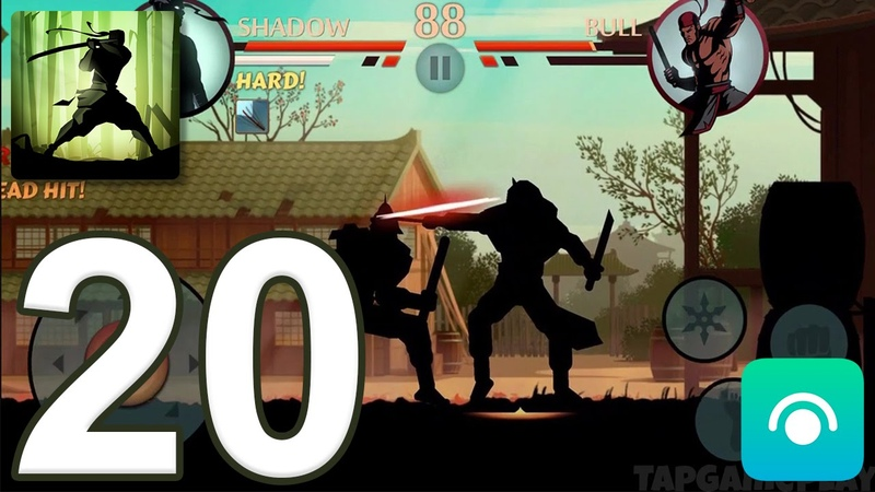 Shadow Fight 2 - Gameplay Walkthrough Part 20 - Act 3 (iOS, Android)