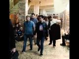 Узеир Мехдизаде прилетел в Саратов