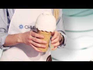 Chillfactor  - Стаканчик для изготовления мороженного
