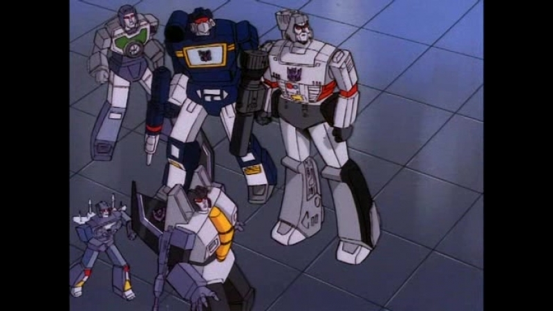 The Transformers (G1) - 1x02 - More Than Meets The Eye Pt2