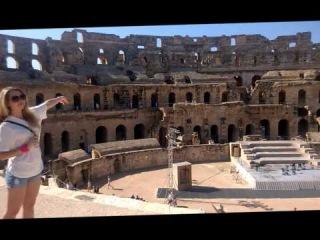 Мои видео заметки из Туниса, июль 2014