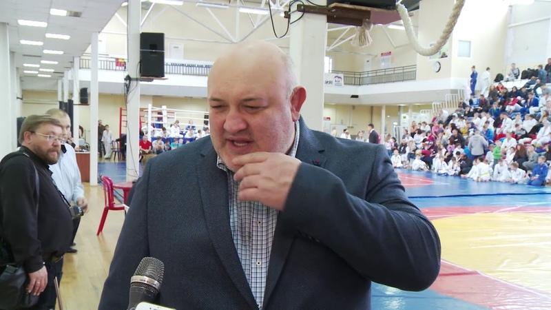 Кубок Мэра Вологды по дзюдо открыл Тамерлан Тменов