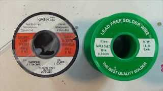 Lead Free Soldering Compared to Lead Soldering Tips Methods
