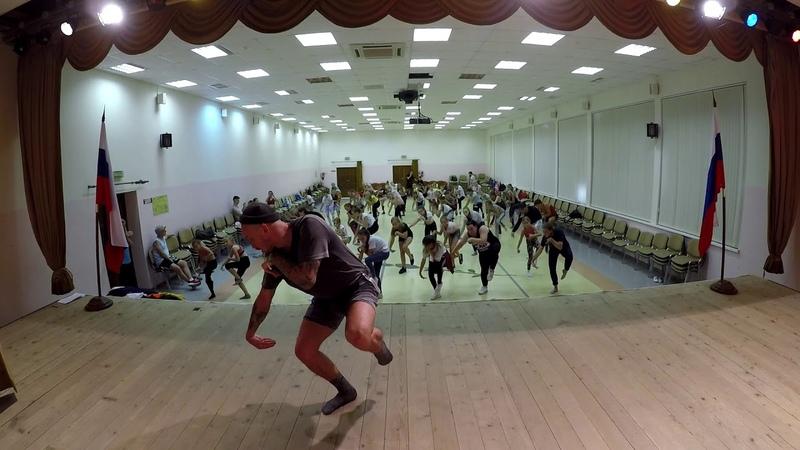"A'simetrica class in RADUGA DANCE CAMP"" @raduga dance camp 6 07 2018 Дивноморское Россия"
