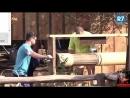 24/09 - Marcelo ajudando a pegar água - 15:48