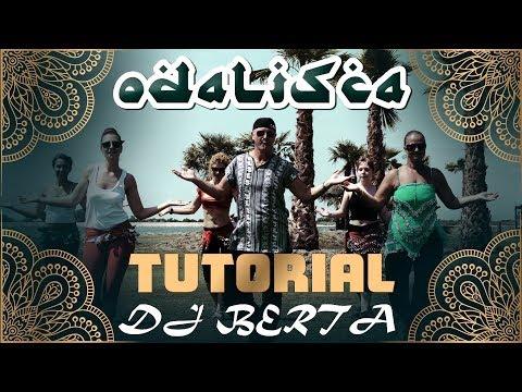 ODALISCA - TUTORIAL - Dj Berta - Spiegazione dei passi - Balli di gruppo line dance 2018