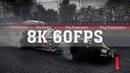 F1 2018 8K PC Gameplay ULTRA Settings [8K 60FPS] No. 1   Titan RTX SLI (NVLink)   ThirtyIR