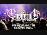 Ensiferum - For Those About To Fight For Metal (OFFICIAL VIDEO)