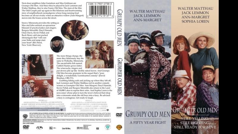 Grumpy Old Men Старые ворчуны (1993)