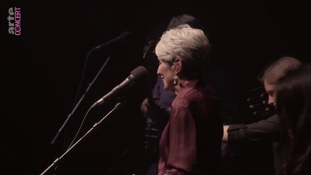 Joan Baez The Fare Thee Well Tour 2-2 Arte Concert 2018